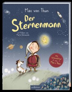 Cover Der Sternenmann von Max von Thun
