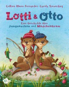 Cover Lotti & Otto von Collien Ulmen Fernandes