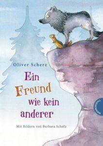 Buchcover Ein Freund wie kein anderer von Oliver Scherz