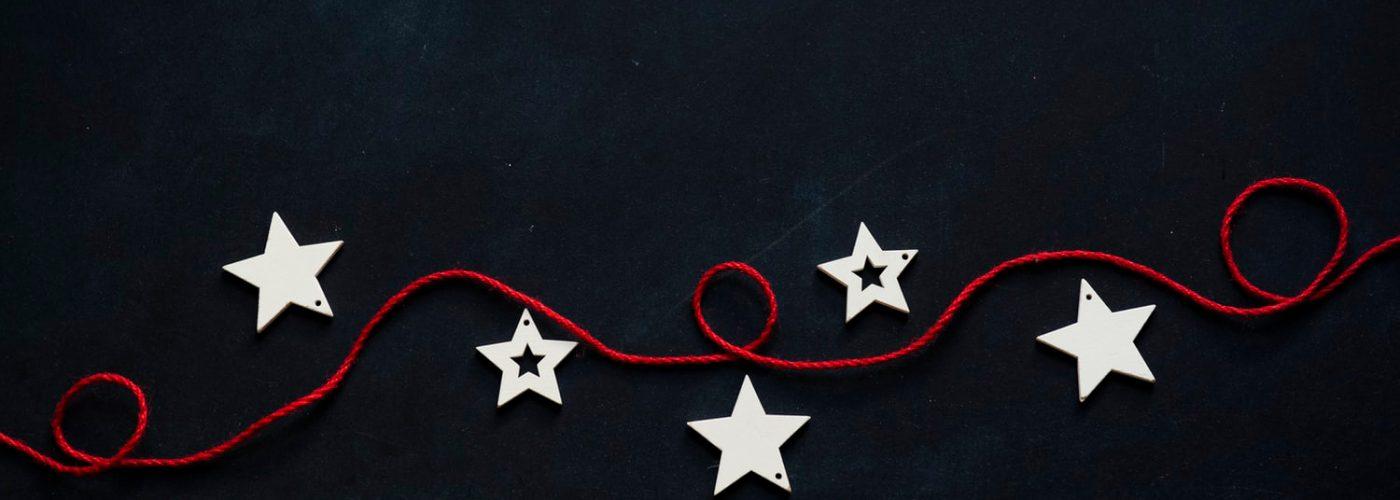 Sterne als Symbol für Sternenkinder